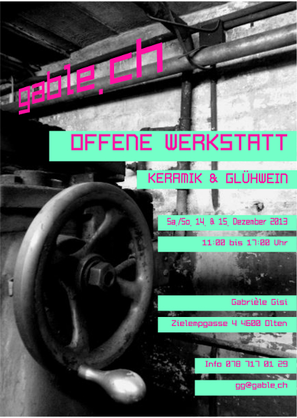 Flyer OffeneWerkstatt2013